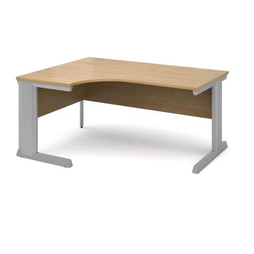 Vivo left hand ergonomic desk