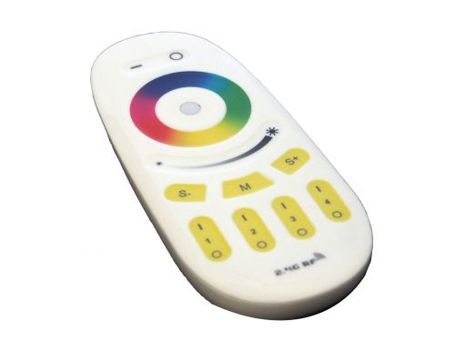 Welcome reception unit LED light strip with remote control