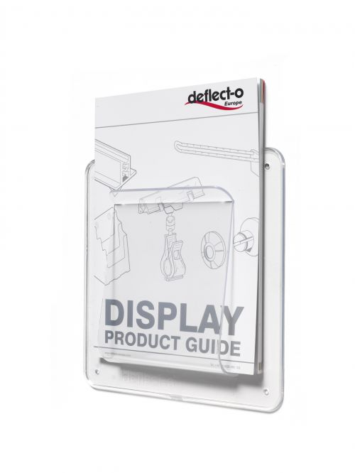 Deflecto Universal Chart and File Holder