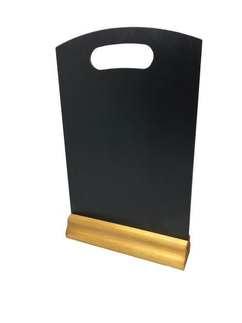 Deflecto A5 Countertop Chalkboard