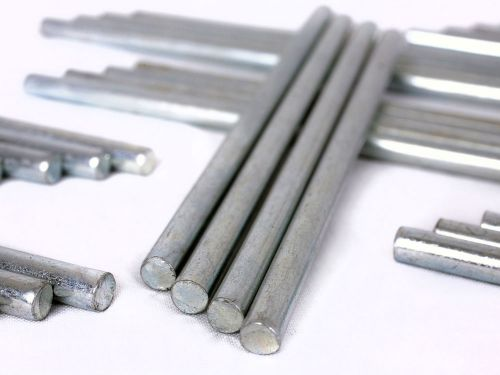 ValueX Deflecto Metal Riser Rods 115mm (Pack 4)