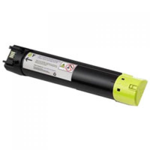 Dell 593-10928 Yellow Standard Capacity Toner Cartridge 6k pages for 5130cdn - D607R