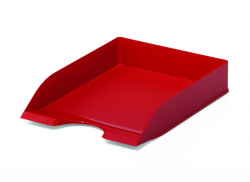 Durable Letter Tray BASIC Blue