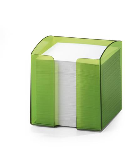 Durable Note Box Trend Light Green Pack of 6