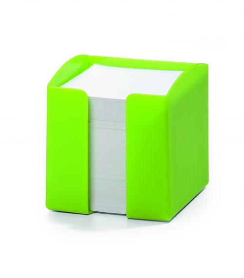 Durable Note Box Green Pack of 6