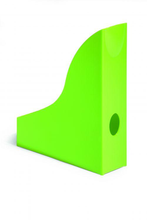 Durable Magazine Rack Basic Green