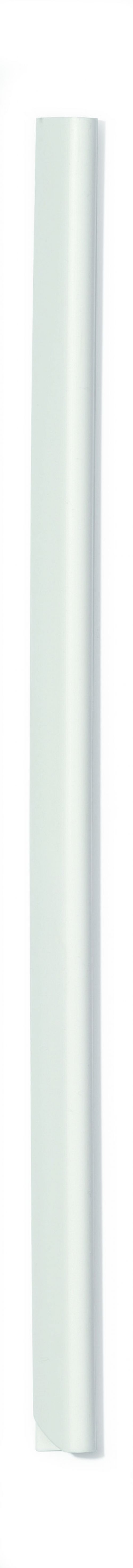 Durable Spine Bar A4 6mm White 290102 (PK100)