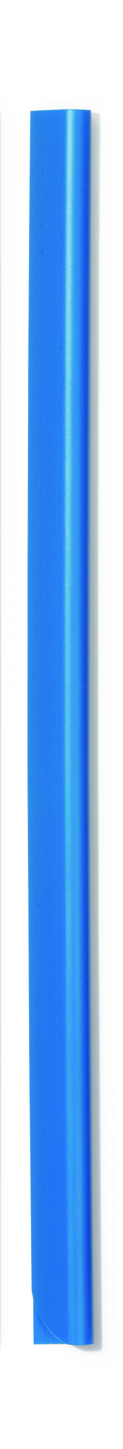 Durable Spine Bar A4 6mm Blue PK100