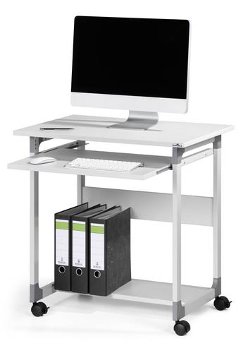Durable System Computer Trolley 75VH Fixed Height (HWD) 750x770x534mm Grey 379610