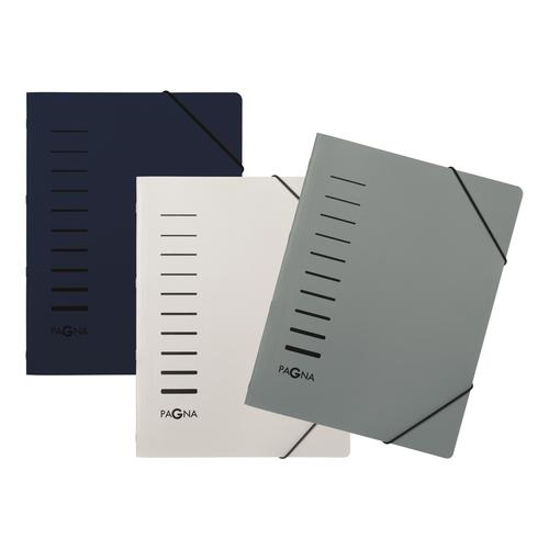 Pagna PP A4  6-Part File Starter Pack Assorted 4005500 [Pack 3]