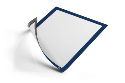 Duraframe Magnetic Frame A4 Dark Blue (Pack 5)