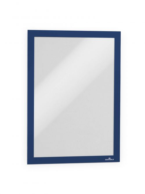 Durable Duraframe A4 Blue Pack of 2 4872/07 by Durable (UK) Ltd, DB40520