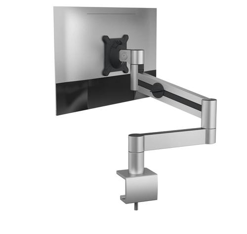 Durable Monitor mount for 1 screen Desk clamp