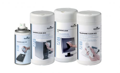 Durable SoHo Workstation and Hygiene Kit 585100