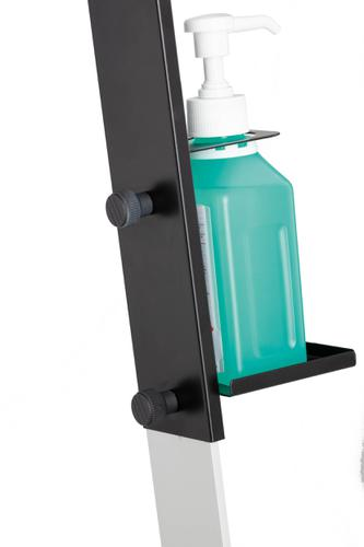 Durable Disinfection Floor Standing Dispenser/Info Board 589223 Soap & Lotion Dispensers DB72738