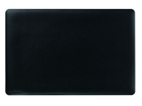 Durable Desk Mat With Contoured Edges 40x53cm Black 710201