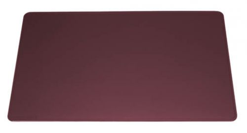 Durable Desk Mat with Contoured Edges 65 x 50cm Red Pack of 5
