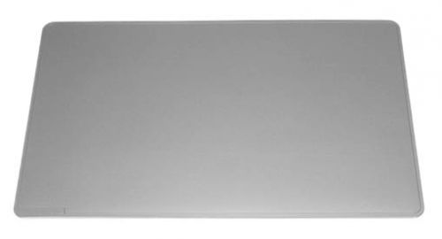 Durable Desk Mat with Contoured Edges 65 x 50cm Grey Pack of 5