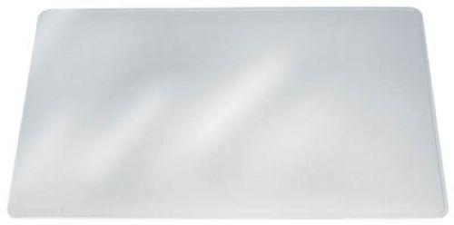 Durable DURAGLAS® Desk Mat 53 x 40cm Transparent Pack of 5