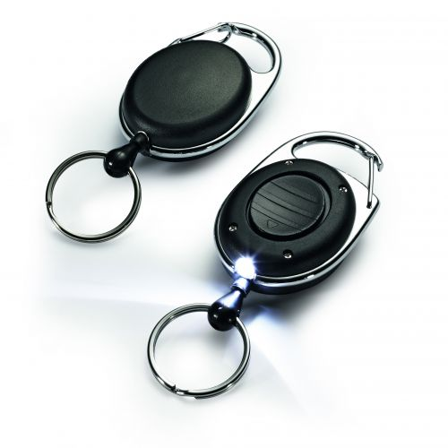 Durable Badge Reel Style LED Pack of 5