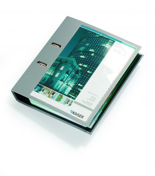 Durable PocketFix Self Adhesive Filing Pocket PVC (Pack 50) A4829619