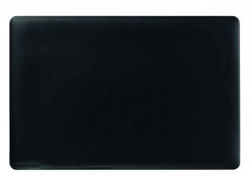 Durable Desk Mat 53x40cm Black Pack of 5