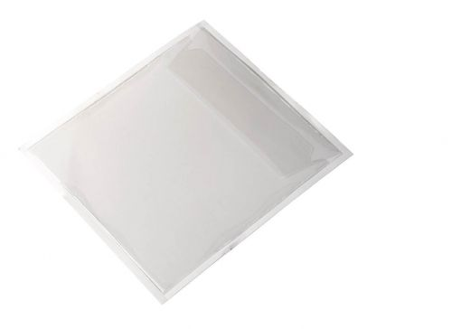 PocketFix CD/DVD Pocket Self Adhesive Clear 828019 (PK100)