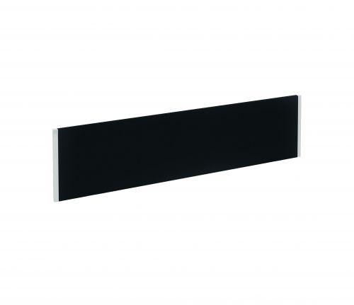 Evolve Bench Screen 1600 Black White Frame