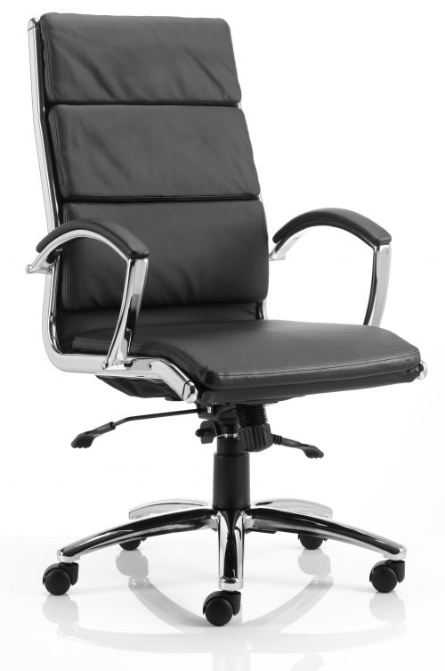 Classic Executive Chair High Back Black EX000007