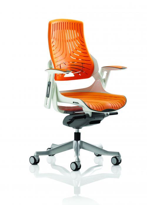 Zure Elastomer Gel Orange With Arms EX000133