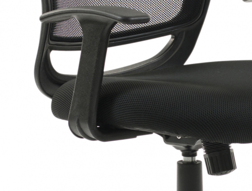 Mave Task Operator Chair Black Mesh With Arms