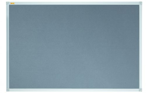 Felt Pin Board X-tra!Line® 60x45cm Grey