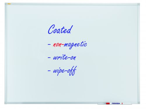 Whiteboard X-tra!Line® 120 x 90cm Non Magnetic