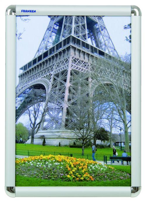 Aluminium Snap Frame 25mm DIN A3