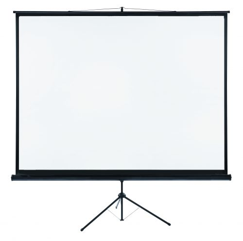 Tripod Projection Screen X-tra!Line® Format 4:3 Screen Size 240 x 180cm
