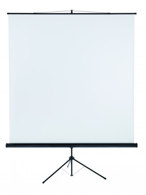 Tripod Projection Screen X-tra!Line® Format 1:1 Screen Size 200 x 200cm