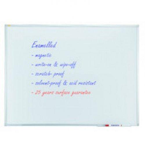 Whiteboard X-tra!Line® 120 x 90cm Enamel