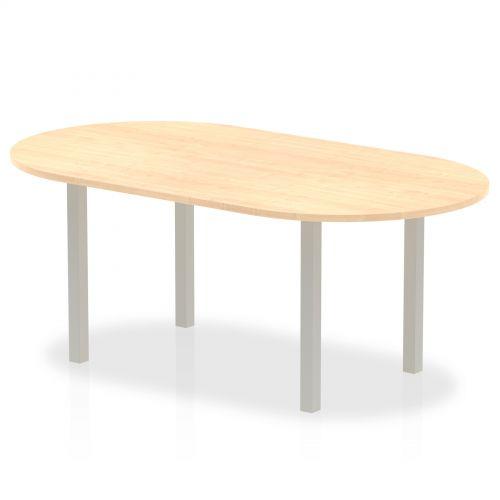 Impulse 1800 Boardroom Table Maple