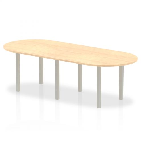 Impulse 2400 Boardroom Table Maple