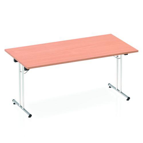 Impulse 1600 Folding Rectangular Table Beech