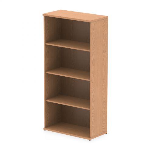Impulse 1600 Bookcase Oak