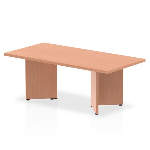 Impulse 1200 Coffee Table Beech