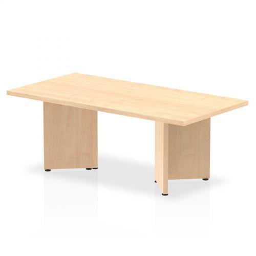 Impulse 1200 Coffee Table Maple