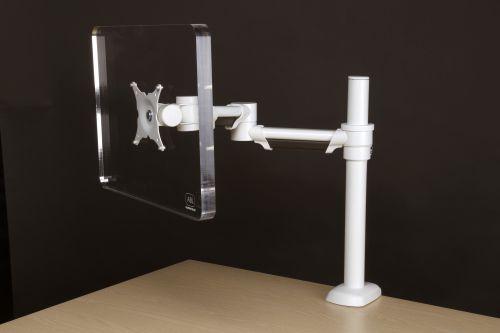 Impulse Top Fix Height Adjustable Flat Screen Arm