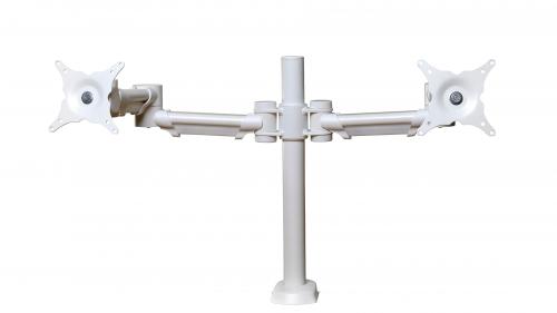 Impulse Top Fix Double Height Adjustable Flat Screen Arm