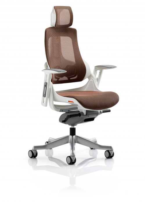 Zure Mandarin Mesh With Arms With Headrest KC0163
