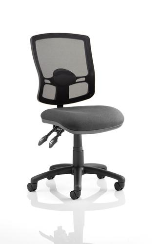 Eclipse Plus II Mesh Deluxe Chair Charcoal KC0312
