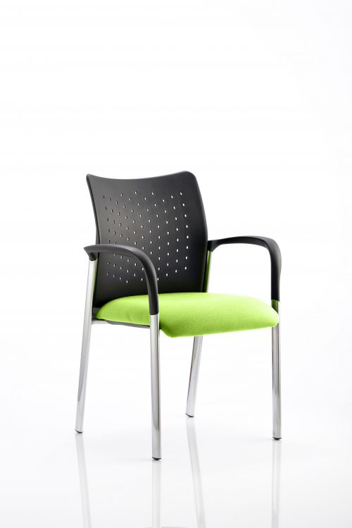 Academy Bespoke Colour Seat With Arms Lime