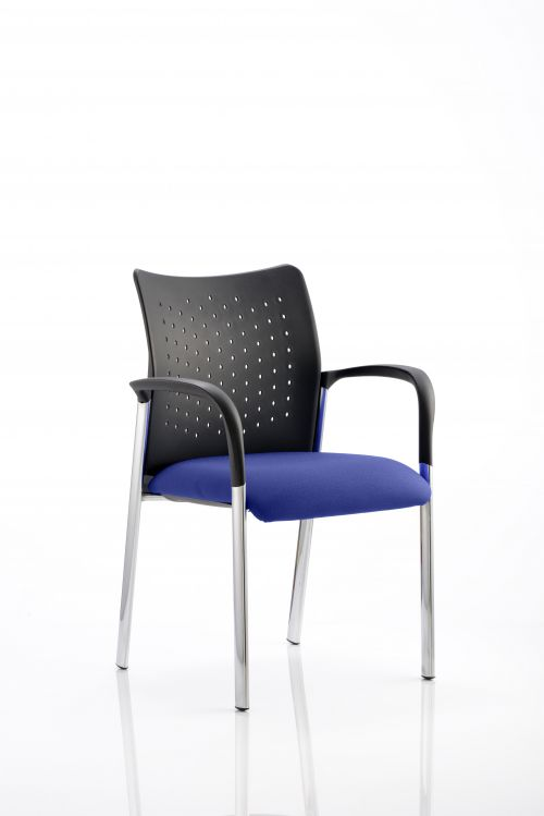 Academy Bespoke Colour Seat With Arms Admiral Blue