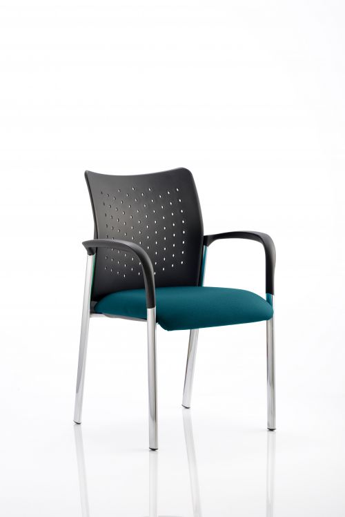 Academy Bespoke Colour Seat With Arms Teal